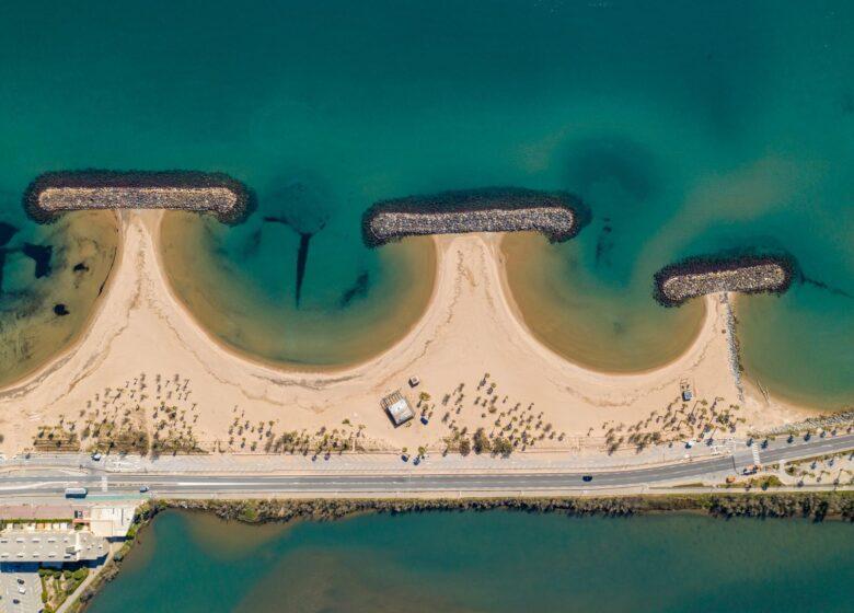 Circuit vélo : De la mer aux premiers contreforts