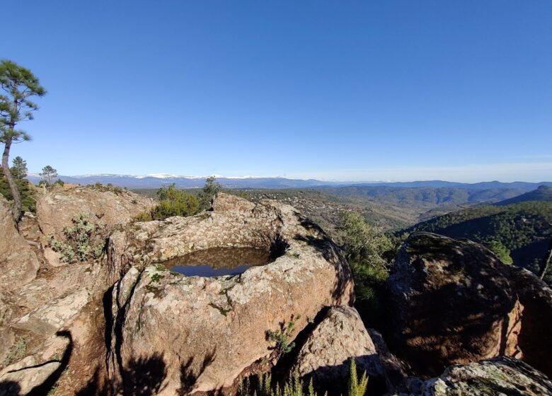 Randonnée : Le sentier des Meules