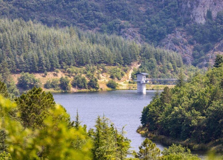 Randonnée : le lac de Méaulx