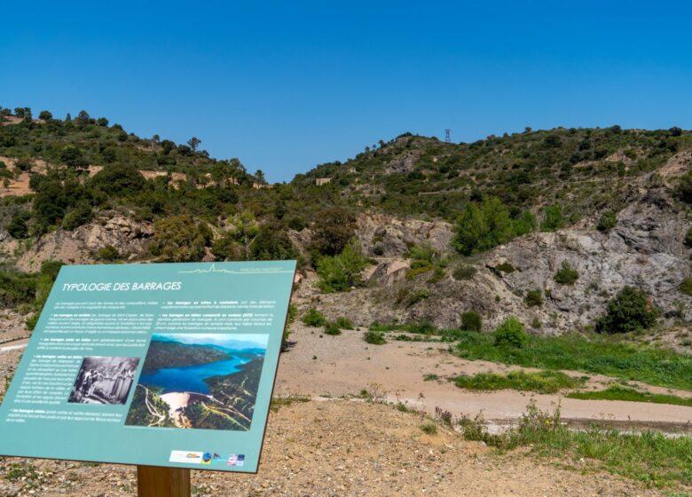 Randonnée : Boucle du Barrage de Malpasset