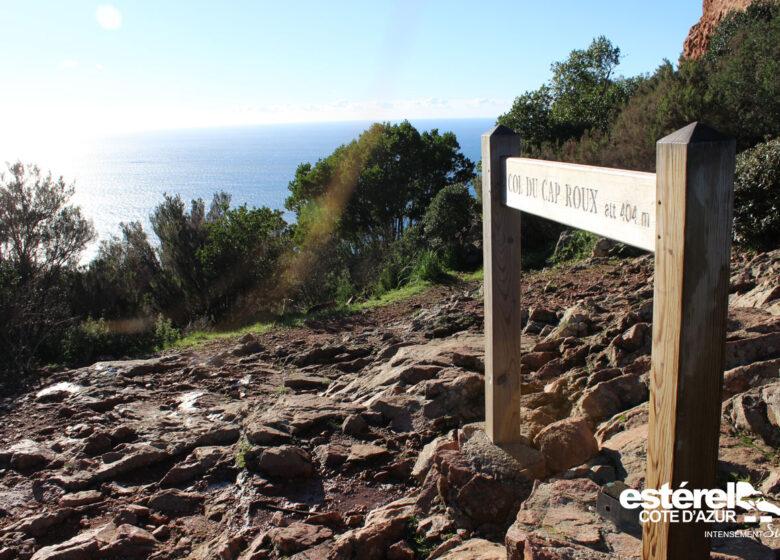 Randonnée : Le tour du Cap Roux