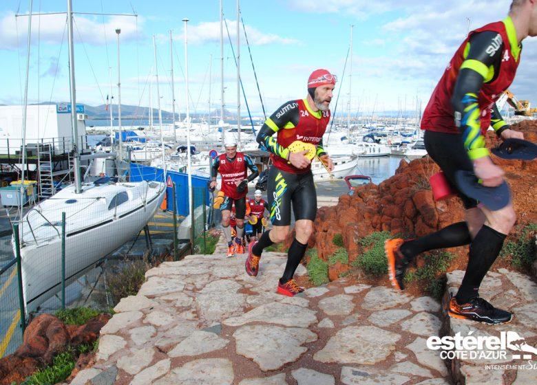 Trail – SwimRun Estérel Saint-Raphaël