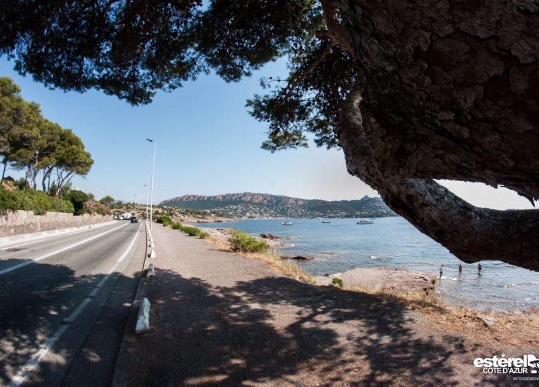 Circuit vélo : La Corniche d'Or